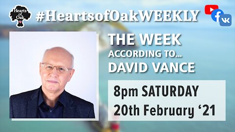 The week according to David Vance 20.2.21