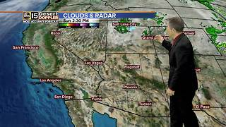 Temperatures expected to rise this week - Video