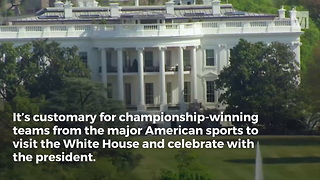 Here Are the Eagles Players Who Will Skip Trump White House Visit After Super Bowl Win - Video