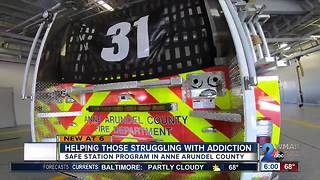 Safe Station Program helping those struggling with addiction - Video