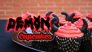 HALLOWEEN CUPCAKES - Video
