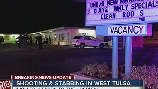 TPD identifies suspect in west Tulsa shooting - Video