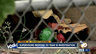 Supervisors respond to foster care investigation
