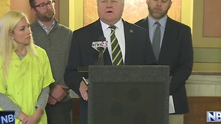 Democratic state leaders urging you to investigate Governor's claims in State of the State address