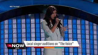 Richfield woman to appear on NBC's 'The Voice' next week - Video