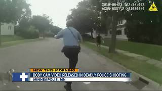 Body cam footage in deadly Minnesota police shooting released - Video