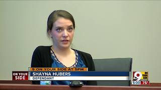 Shayna Hubers takes stand in murder retrial