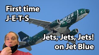 Flying during Covid | First time on Jet Blue | NY Jets A320