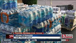 Bethel Christian Ministries hosts collection drive for Texas - Video
