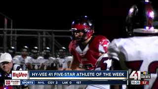 Park Hill senior QB Billy Maples is the Hy-Vee 41 Five-Star Athlete of the Week - Video