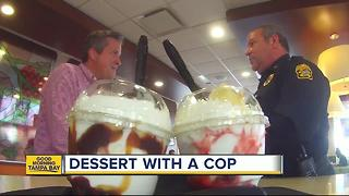 Dessert with a Cop: Five new ways to talk to police about your neighborhood - Video