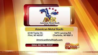 American Metal Roofs- 8/23/17 - Video