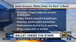 Free dance performances, donut deals and more