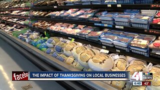 Thanksgiving revenue helps keep many businesses afloat