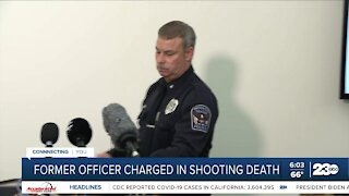 Former officer charged in shooting death of Daunte Wright
