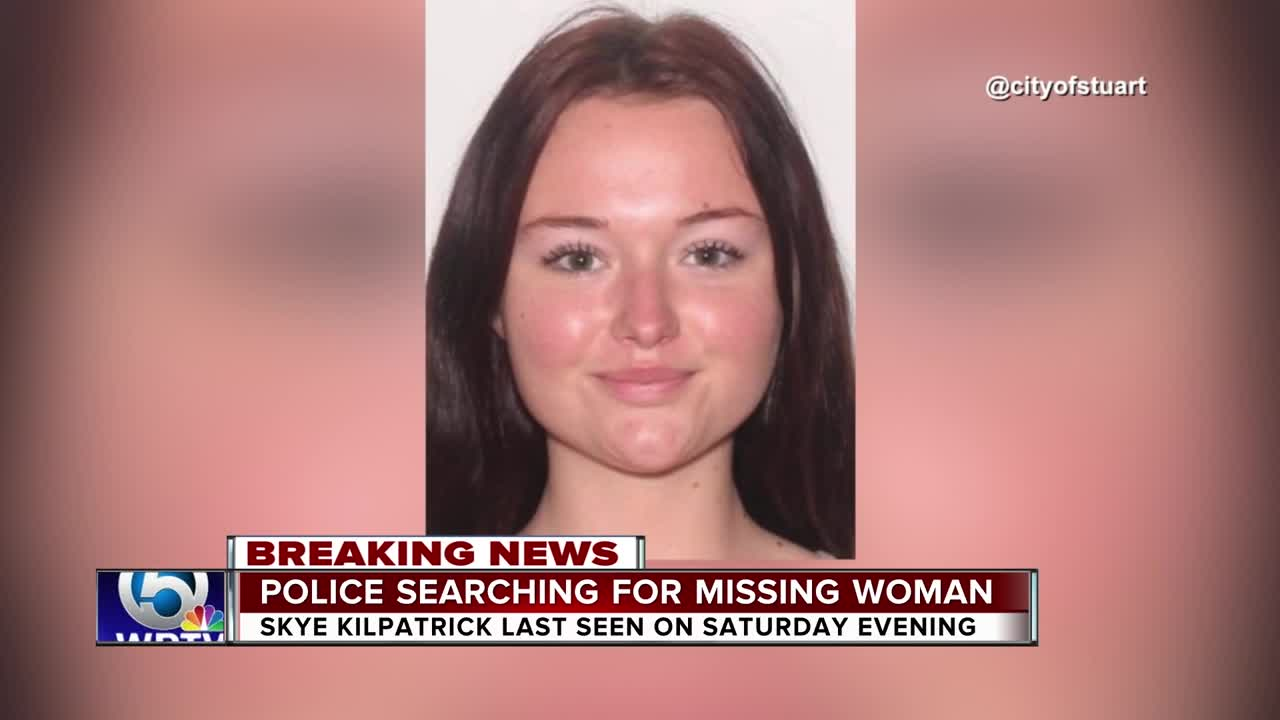 Stuart police looking for missing woman