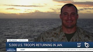 San Diego retired Marine discusses Trump pulling troops from Middle East