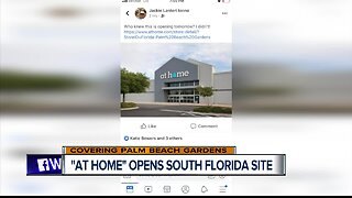 'At Home' decor store opens in Palm Beach Gardens