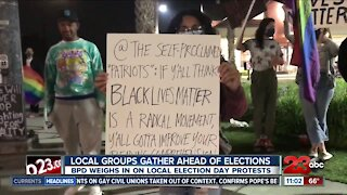 Trump and BLM supporters speak out ahead of the election