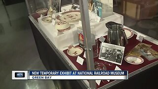 New temporary exhibit at Railroad Museum