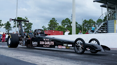 87-Year-Old Attempts 186mph Electric Dragster Record | RIDICULOUS RIDES