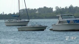 Business owners want dozens of abandoned boats removed from the Anna Maria sound