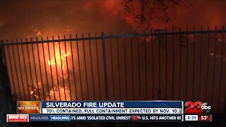 Update on California fires, Blue Ridge fire is now 53% Contained