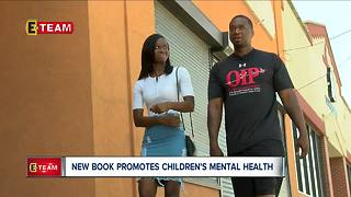 New book promotes children's mental health while parent is locked up - Video