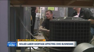 Shortage of skilled labor could mean backlog, higher costs for you