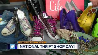 How local thrift stores do much more than offer good bargains - Video
