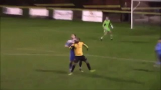 Alvechurch Striker Launches Goal of the Season - Video