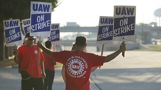 United Auto Workers Union Goes On Strike Against General Motors
