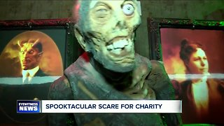 Spooktacular scare for a good cause