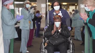 WATCH: Henry Ford Health using 'Don't Stop Believin' ' as COVID-19 patients are discharged