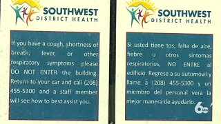 Southwest District Health special board meeting rescheduled after protesters disrupted the first one
