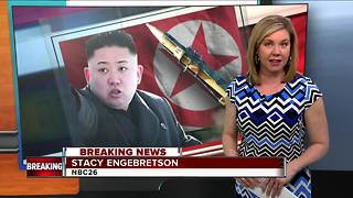 Report: North Korea fires ballistic missile - Video