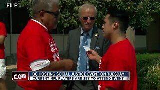BC hosting social justice event on Tuesday