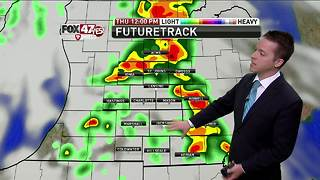 Dustin's Forecast 8-15 - Video