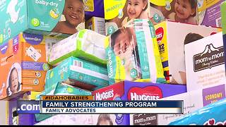 Family Strengthening program helps Treasure Valley families - Video
