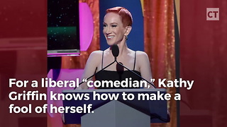 Kathy Griffin Posts Delusional 'International Women's Day' Photo That Backfires Big Time