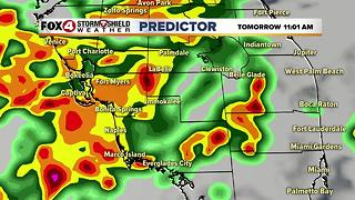 Rain Likely Monday & Tuesday - Video