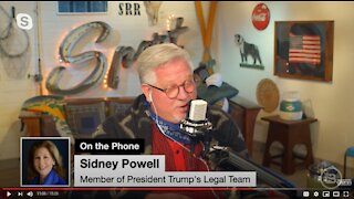 Sidney Powell: Evidence Coming Soon