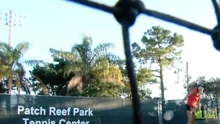 Community wins fight against tennis academy - Video
