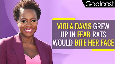 Viola Davis - From Dumpster Diver To Leading Lady