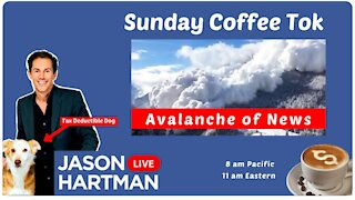 Avalanche of News & Current Events - LIVE Q&A