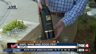 Southwest Florida Wine and Food Festival to benefit children -- 7:30am live report