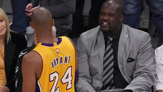 Shaq Reveals His FAVORITE Moment Playing with Kobe Bryant - Video