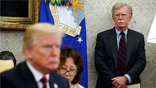 Trump denies friction with Bolton & Pompeo over Iran policy
