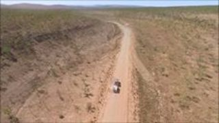 Melbourne Family Capture Their Journey Across Aussie Landscape With Drone