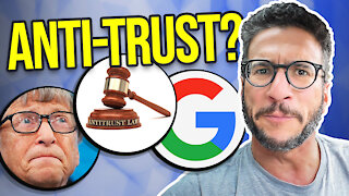 Google Antitrust Lawsuit Explained - Viva Frei Vlawg
